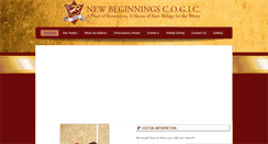 Preview of newbcogic.org